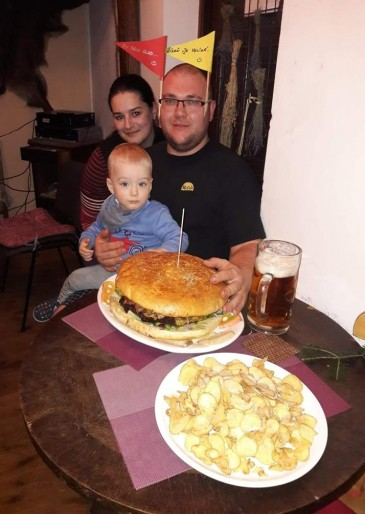 Big Burger rodinka
